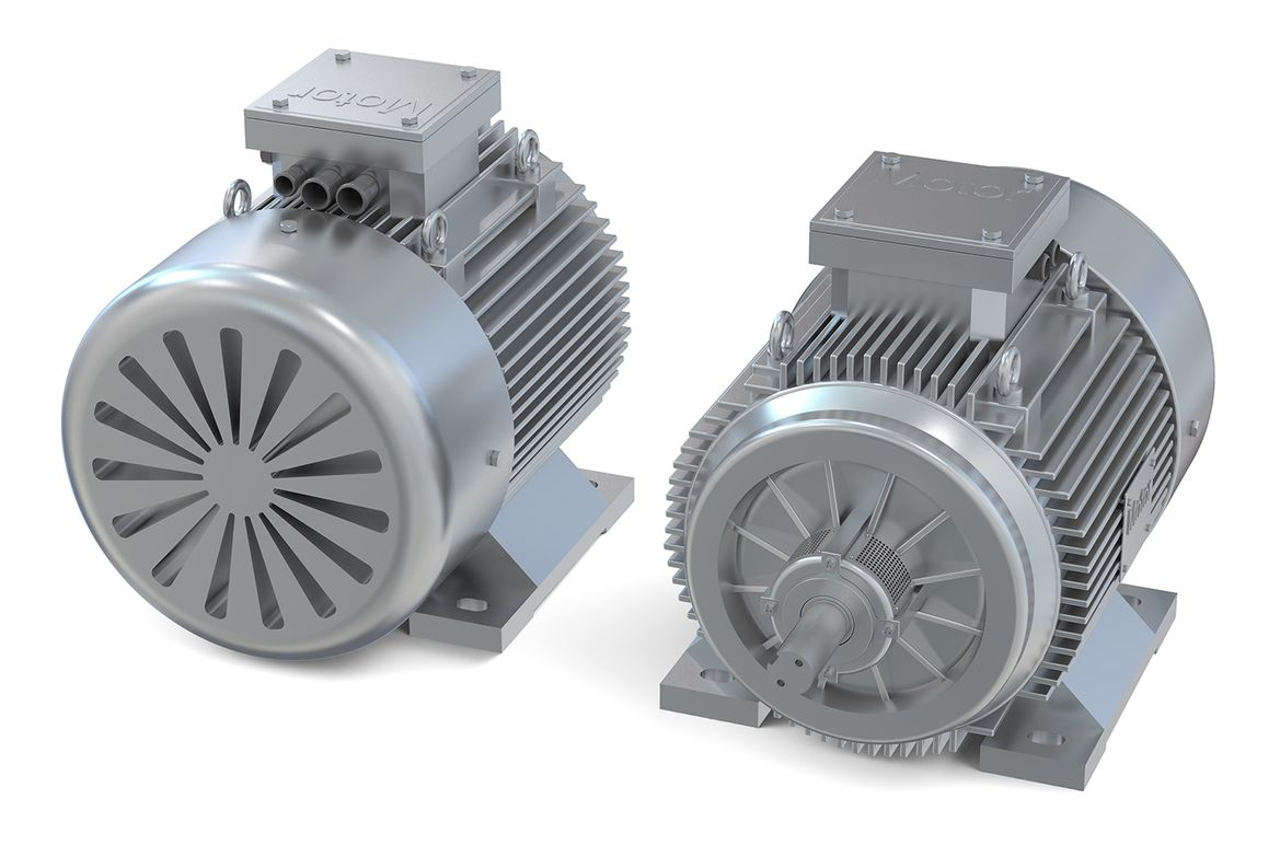 Different types of motors